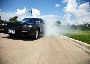 The Buick GNX: Muscle Died With A Bang