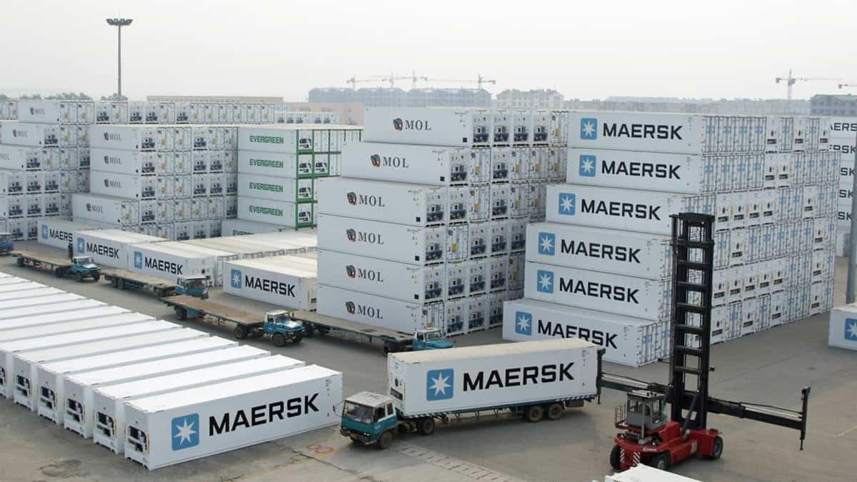 Maersk Making A Big Motion To Help Support The Supply Chain In Pain