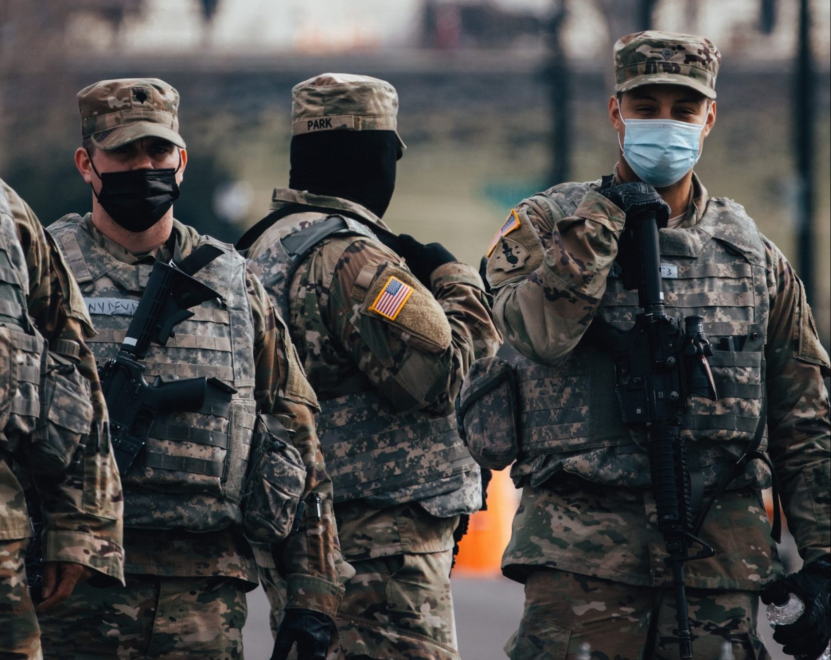 National Guard is 'Gearing Up' to Border as Migrant Caravan Approaches